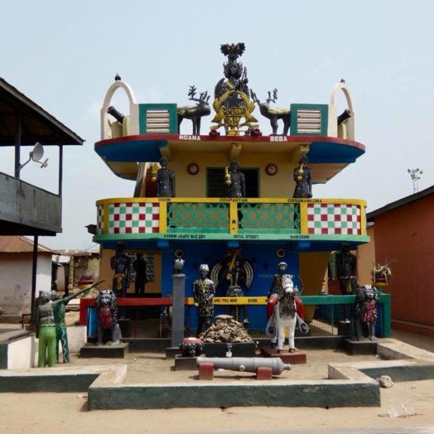 Posuban Shrines